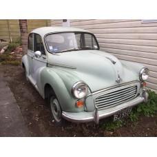Classic Morris Minor / 1000 Parts