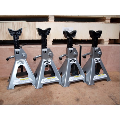 Jack Stands 3 Ton – Axle Stands 3Ton SET OF FOUR (4)       WT43001-Set4-B