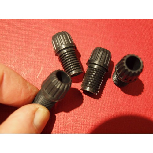 Acorn Nut for Lucas Screw In Distributor Caps. (Sold as a Set of Four) 105036-SetA