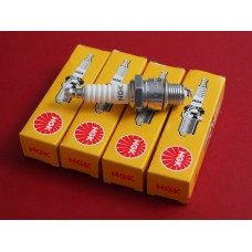 NGK BP6HS 12.7mm Reach Spark Plug Set (Set of 4)   BP6HS-Set4