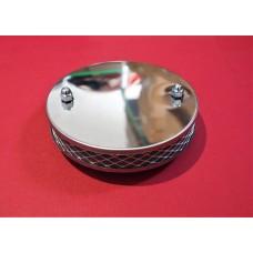 Chrome air filter. SU H6, HD6, HS6 & 175CD   SGPF108