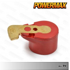 Powermax Lucas 22D6, 25D6 Rotor Arm Moulded 6 Cylinder Anti-Clockwise   R4-Powerspark