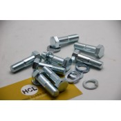 Hex Head Bolts & Setscrews